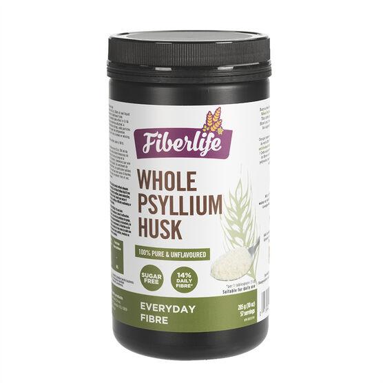 Fiberlife Psyllium Husk - Whole - 285g