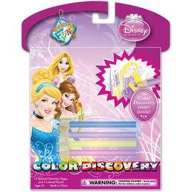 Disney Princess Color Discovery Activity Set