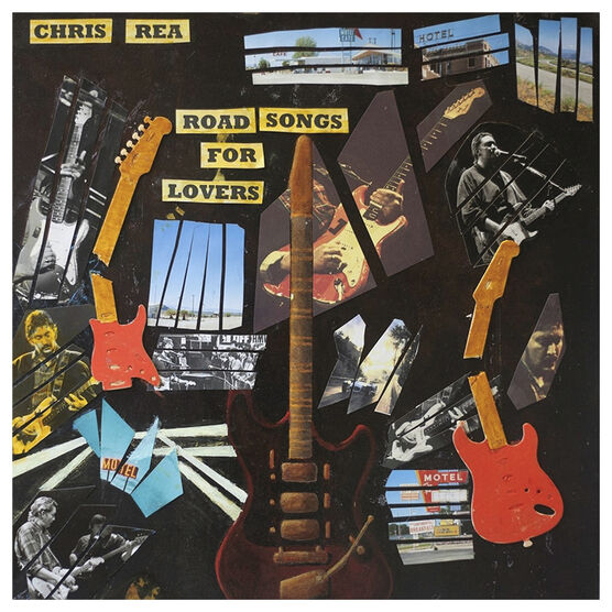 Chris Rea - Road Songs for Lovers - CD