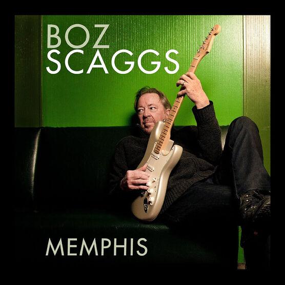 Boz Scaggs - Memphis - CD