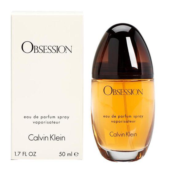Calvin Klein Obsession Eau de Parfum Spray - 50ml