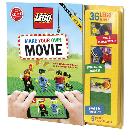 Klutz Lego: Make Your Own Moive