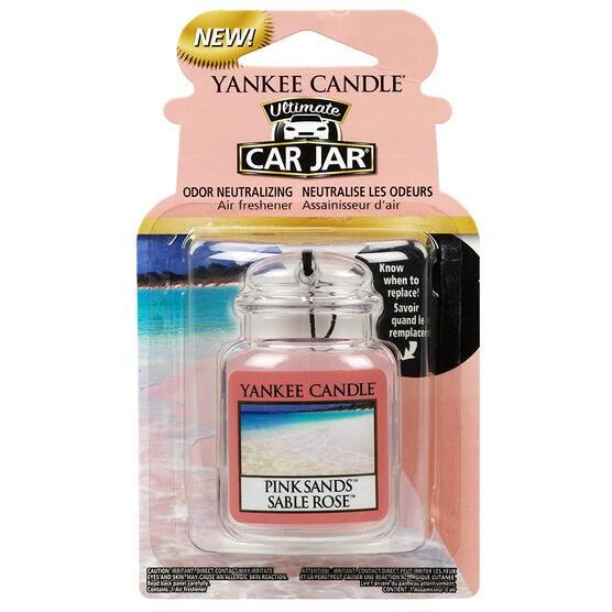 Car Jar Ultimate - Pink Sands - 0.5oz