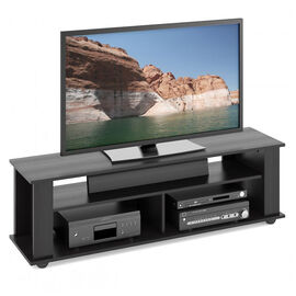 "CorLiving TV Stand - 58"" Width - Black - TBF605B"