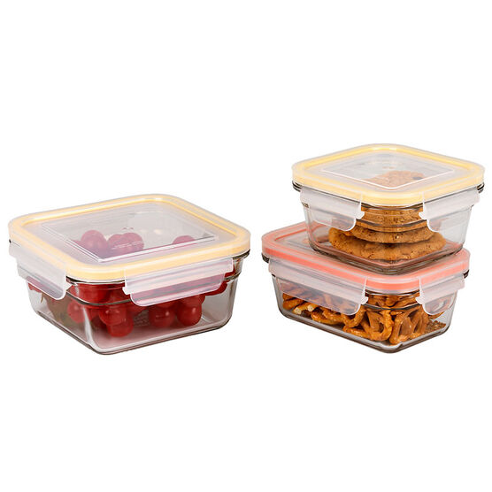 Glasslock Container Set - 14 piece