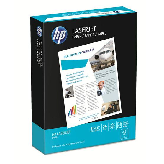 HP LaserJet Paper - 96 Bright - 8.5x11-inch - 500 sheets
