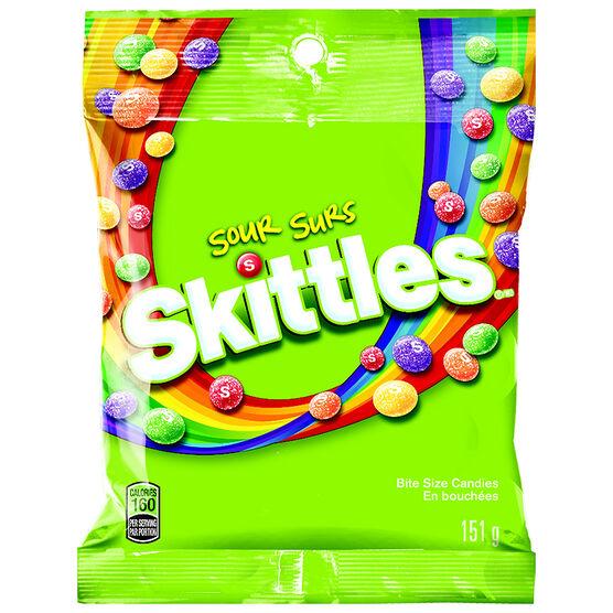 Skittles Sour - 151g