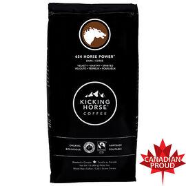 Kicking Horse Coffee 454 Horse Power - Dark Roast - Whole Bean - 454g