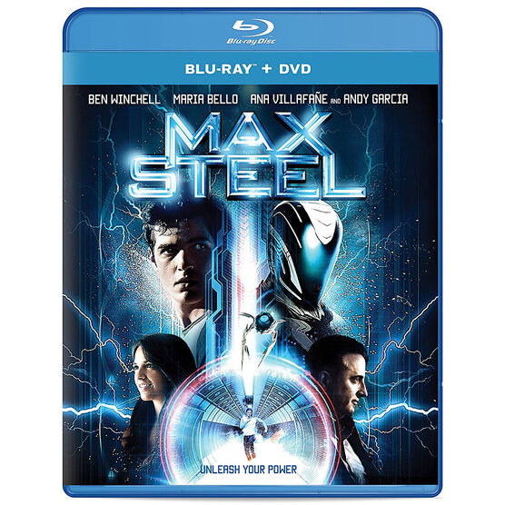 Max Steel - Blu-ray Combo