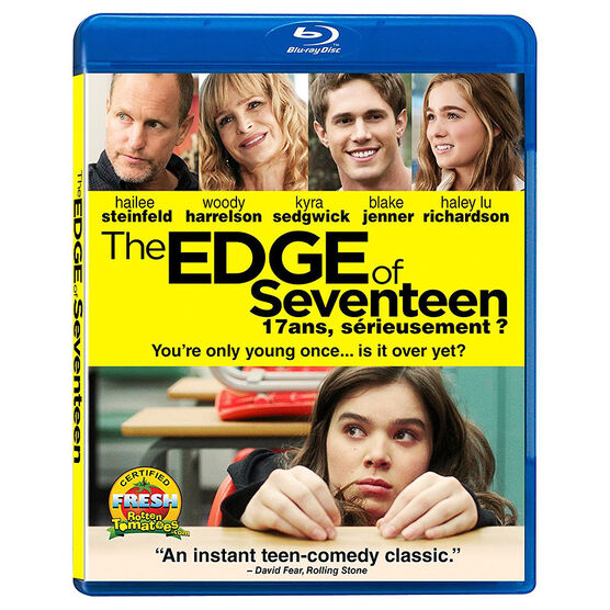 The Edge of Seventeen - Blu-ray