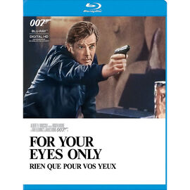 For Your Eyes Only (1981) - Blu-ray