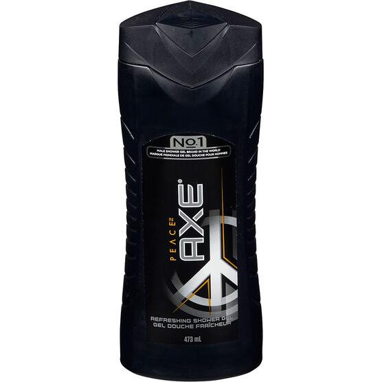 Axe Shower Gel - Peace - 473ml