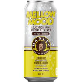 Marley Beverage Co - Lemon Citrus Sparkling Water - 473ml