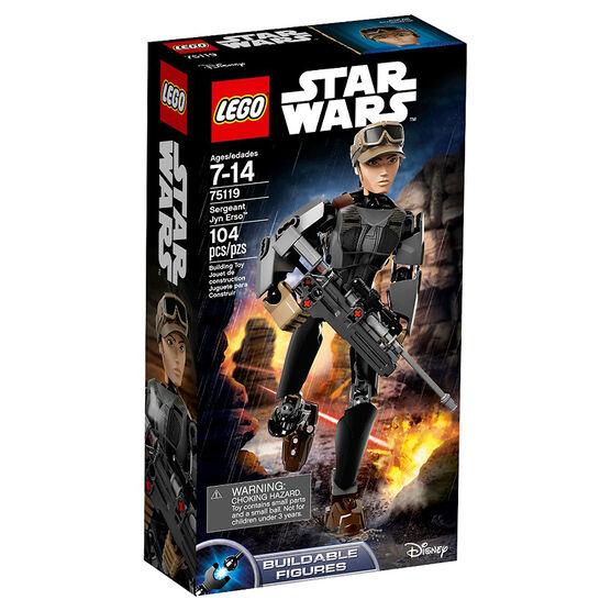Lego Star Wars Sergeant Jyn Erso - 75119