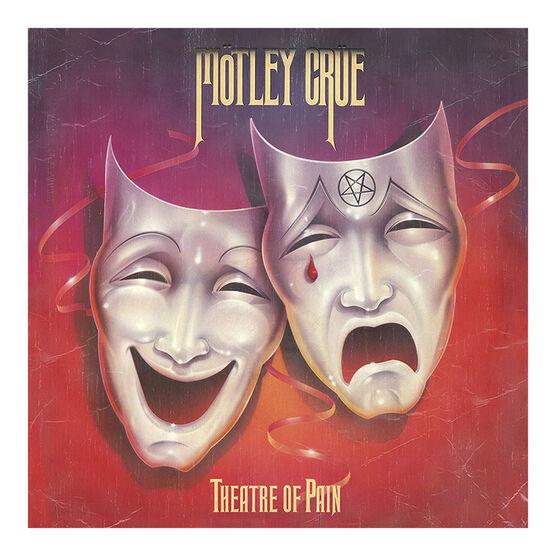 Motley Crue - Theatre of Pain - Vinyl