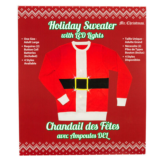 Christmas Sweater Ornament - Assorted
