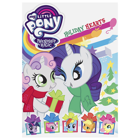 My Little Pony Friendship is Magic: Holiday Hearts - DVD