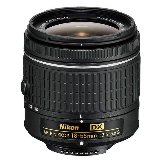 Nikon AF-P DX 18-55mm F3.5-5.6G Lens - 20060
