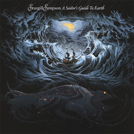 Sturgill Simpson - A Sailor's Guide To The Earth - Vinyl