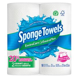 SpongeTowels EnviroCare - 2's