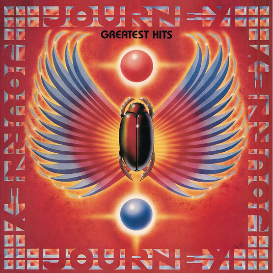 Journey - Greatest Hits - 2 LP Vinyl