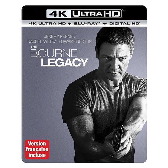 The Bourne Legacy - 4K UHD Blu-ray