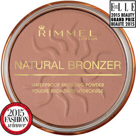 Rimmel Natural Bronzer Waterproof Bronzing Powder
