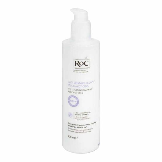 RoC Multi-Action Make-Up Remover Milk - 400ml