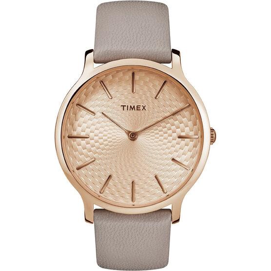 Timex Metropolitan Skyline Fashion Watch - TW2R49500ZA
