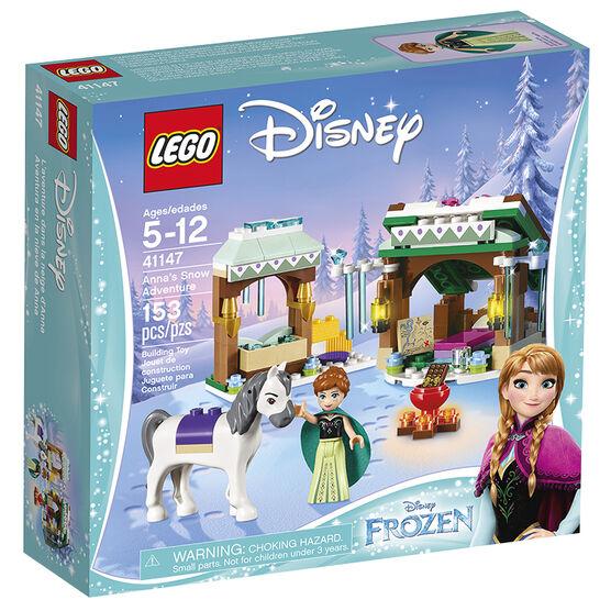 Lego Disney Anna's Snow Adventure - 41147