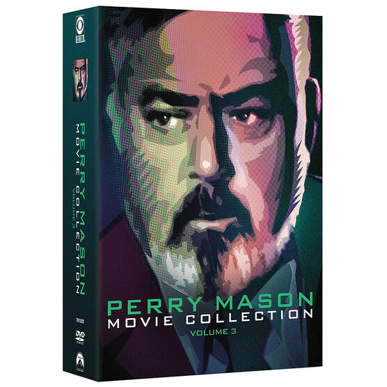 Perry Mason Movie Collection: Volume 3 - DVD
