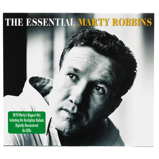 Marty Robbins - The Essential Marty Robbins - 2 CD