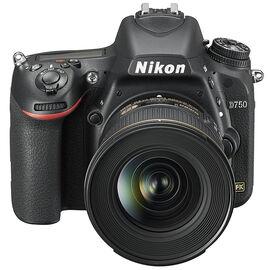 Nikon D750 Digital SLR Camera with Nikon AF-S FX 24-85mm f/3.5-4.5G ED VR Lens