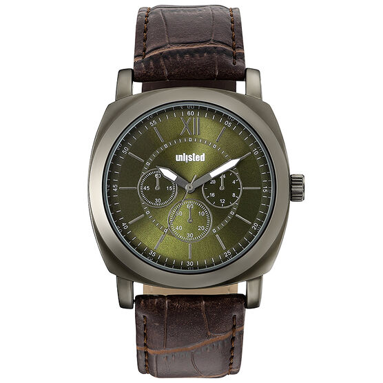 Unlisted by Kenneth Cole Men's Classic Watch - 10031958