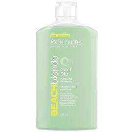 John Frieda Beachblonde Cool Dip Purifying Shampoo - 295ml
