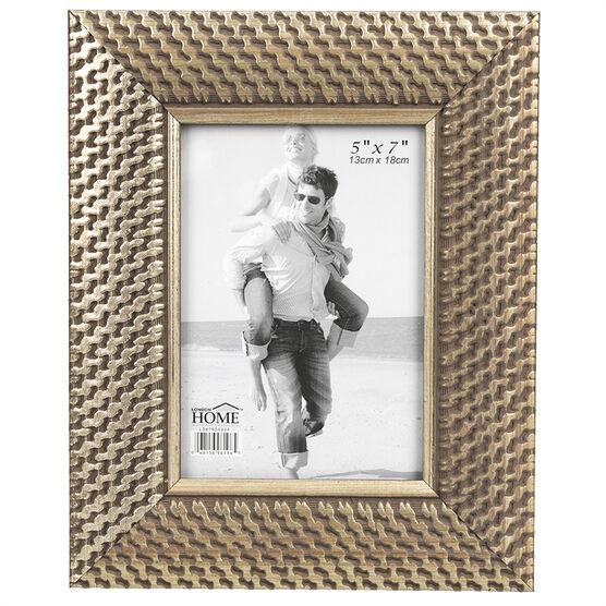 London Home Frame - Chain Mail - 5x7