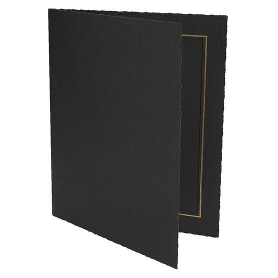 Photo Charcoal 8x10-V Folder - 8x10-V