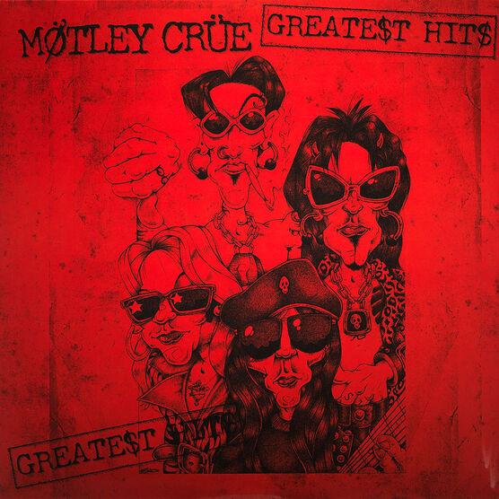 Motley Crüe - Greatest Hits - Vinyl