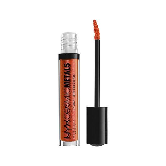 NYX Professional Makeup Cosmic Metals Lip Cream - Solar Energy