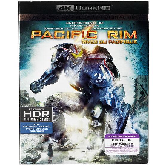 Pacific Rim - 4K UHD Blu-ray