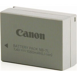 Canon NB-7L Lithium-Ion Battery Pack
