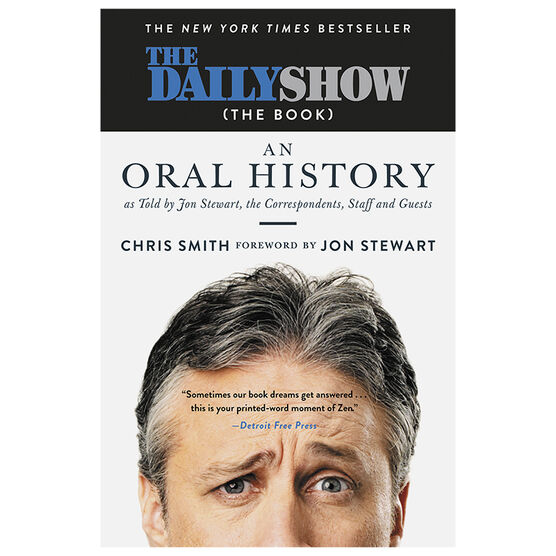 The Daily Show (The Book): An Oral History