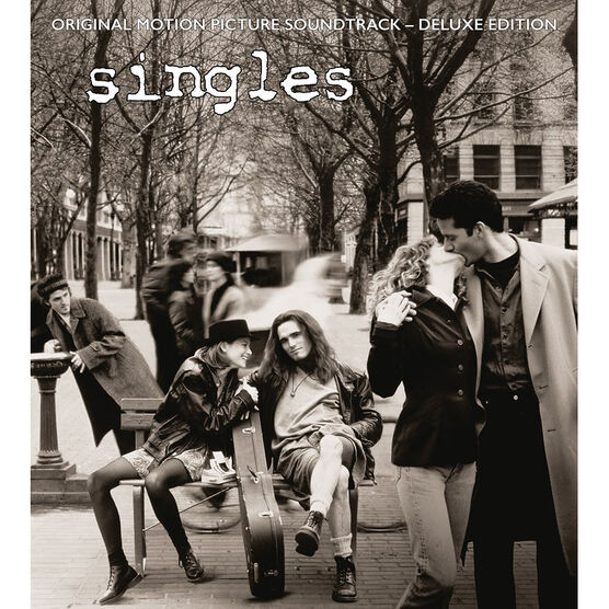 Soundtrack - Singles (Deluxe Edition) - 2 CD