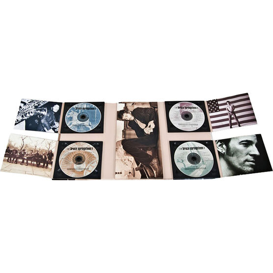 Bruce Springsteen - Tracks Box Set - 4CD + Book
