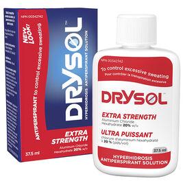 Drysol Antiperspirant Solution - 37.5ml
