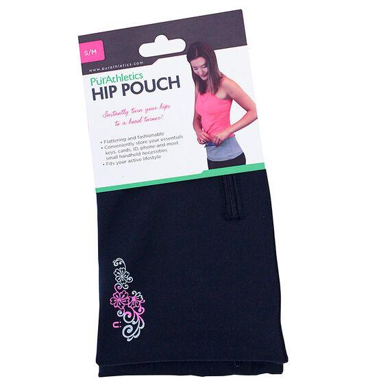 PUR Athletics Hip pouch - Black