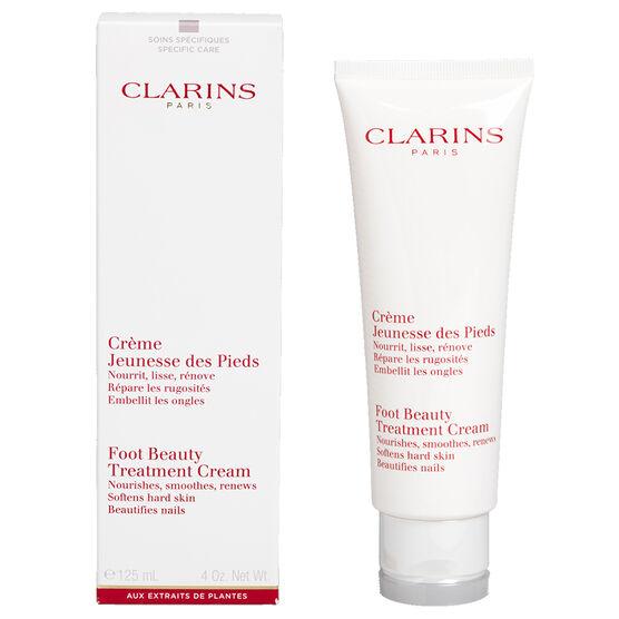Clarins Foot Beauty Treatment Cream - 125ml