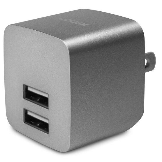 Logiix USB Power Cube Rapide - Grey - LGX12035