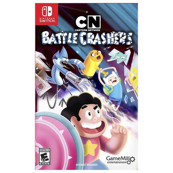 Switch Cartoon Network: Battle Crashers