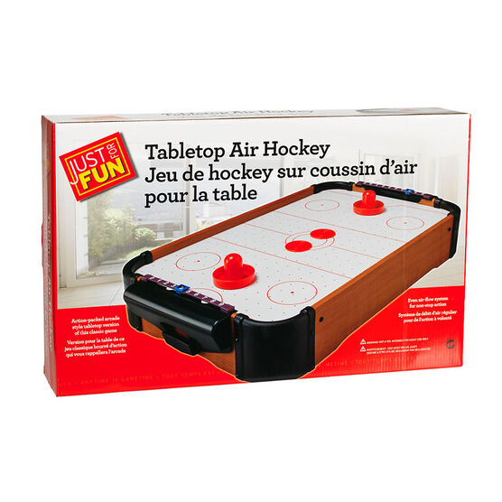 Just For Fun Table Top Air Hockey - JF9684LD16